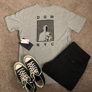 DQM NYC T SHIRT double sided